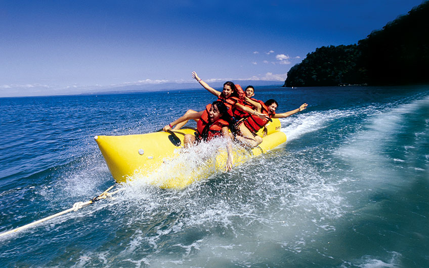 Costa Rica a Haven for Family Vacations banana beach