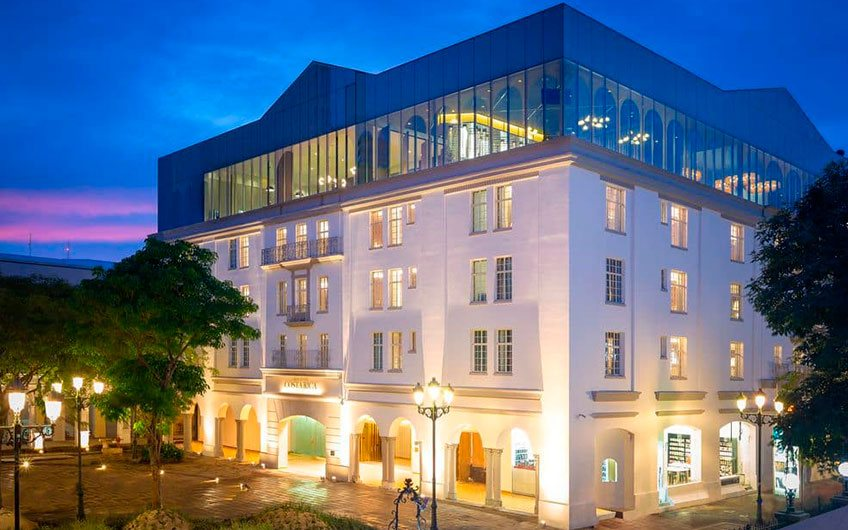 Costa Rica hotels: Gran Hotel Costa Rica Curio Collection by Hiltonv facade