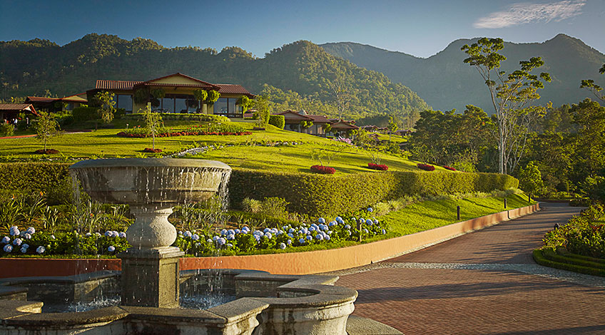 Costa Rica hotels: Luxury and high-quality sustainability standards Alta Gracia Hotel