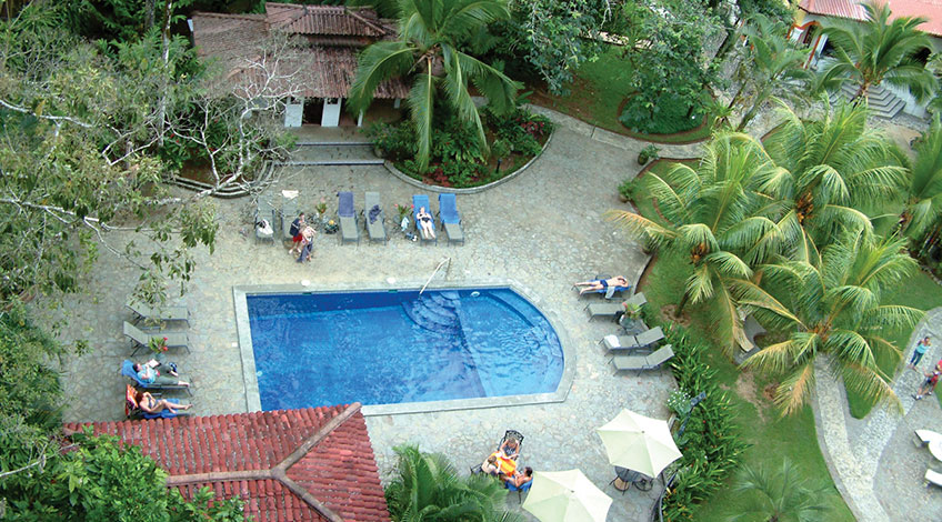 Costa Rica hotels: Luxury and high-quality sustainability standards Casa Corcovado
