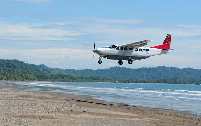 Airport in Puntarenas