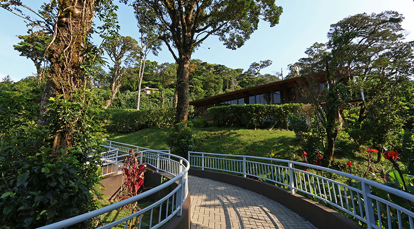 Costa Rica, Monteverde Cloud Forest: Trapp Family Lodge