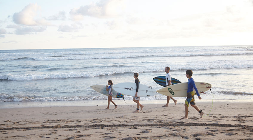 Costa Rica surf: Nosara beach amongst World's 20 Best Surf Towns