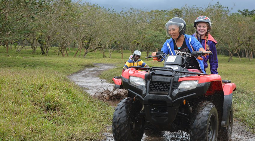 Costa Rica Tours: one-day activities to enjoy in Arenal: ATV Tour