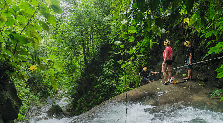 Costa Rica vacations: Adventure sports to enjoy during while here Climbing and Rappel
