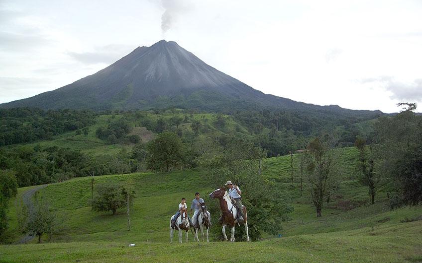 Volcanoes Costa Rica