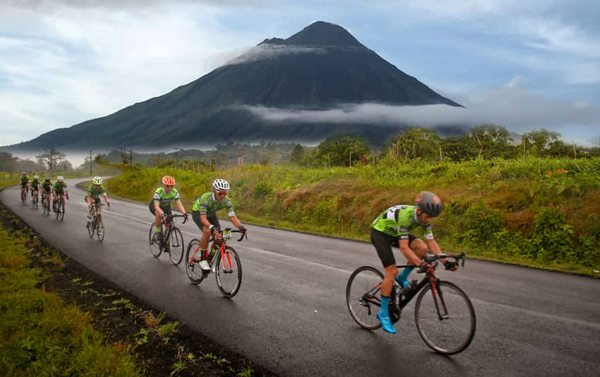 Costa Rica travel: More people coming for sports tourism! cycling