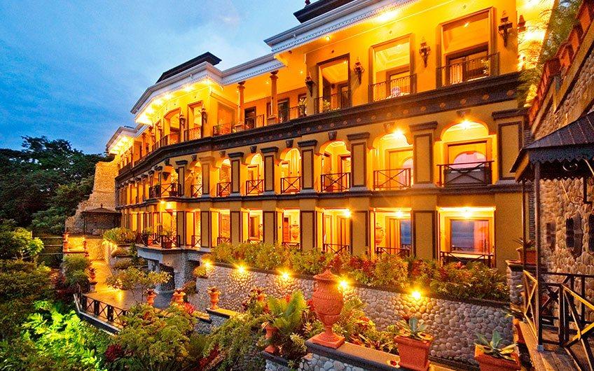 Villa Caletas Hotel in Costa Rica