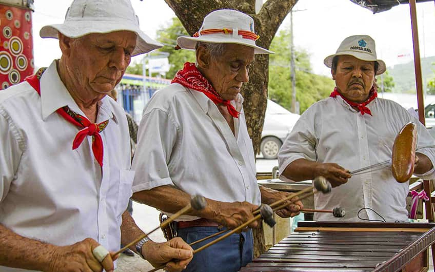 Marimba Music in Guanacaste