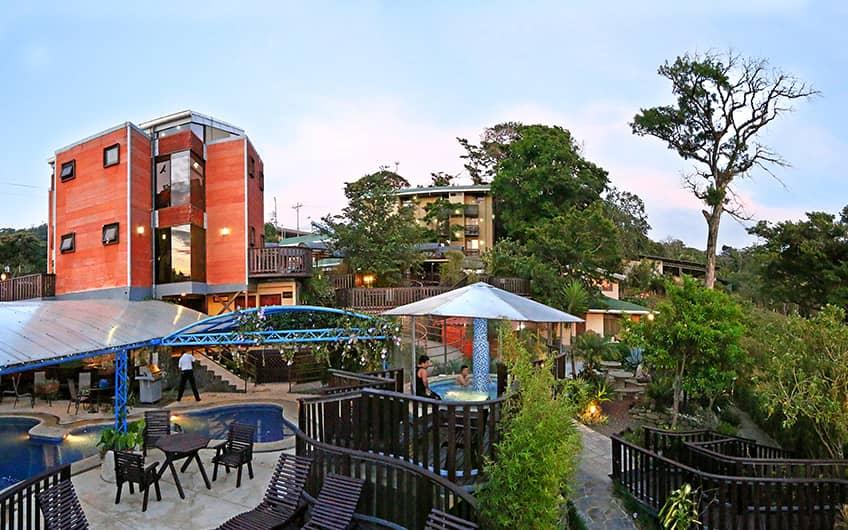 Monteverde Costa Rica, Poco a Poco Hotel