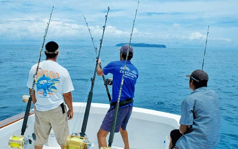 Costa Rica Fishing Guide