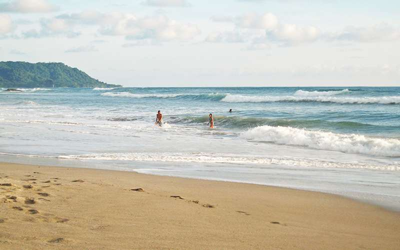 Santa Teresa Beach, Guanacaste