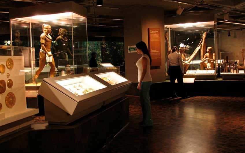 The Pre Columbian Gold Museum is one of the best tours in San Jose Costa Rica as the place is ideal for visitors looking for culture and history.
