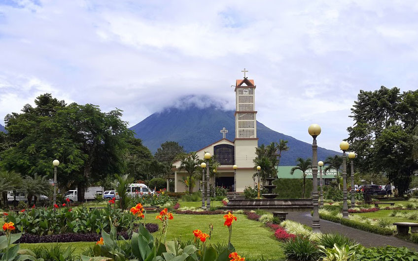 Fortuna City - Arenal Volcano National Park
