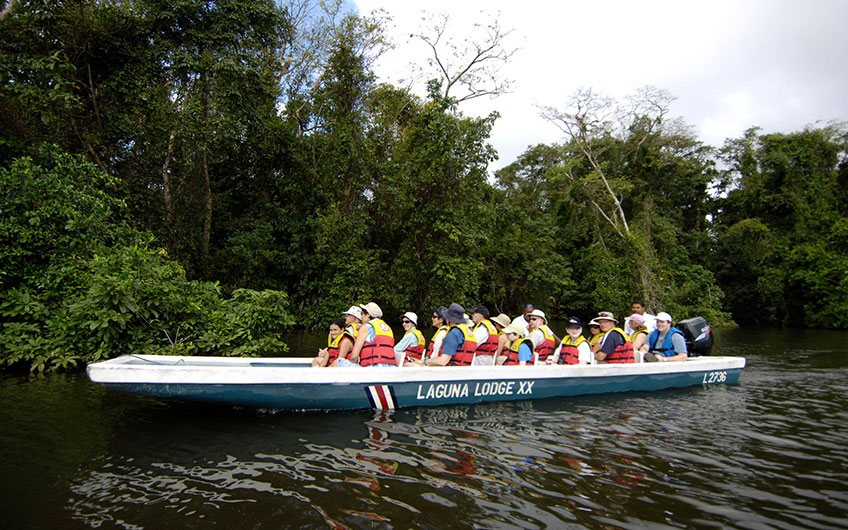Tortuguero Family vacation in Costa Rica