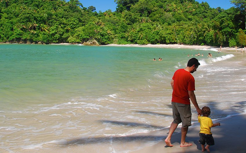 Manuel Antonio Family Vacation in Costa Rica