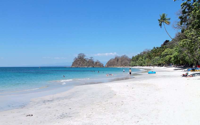 Playa Blanca Beach Costa Rica