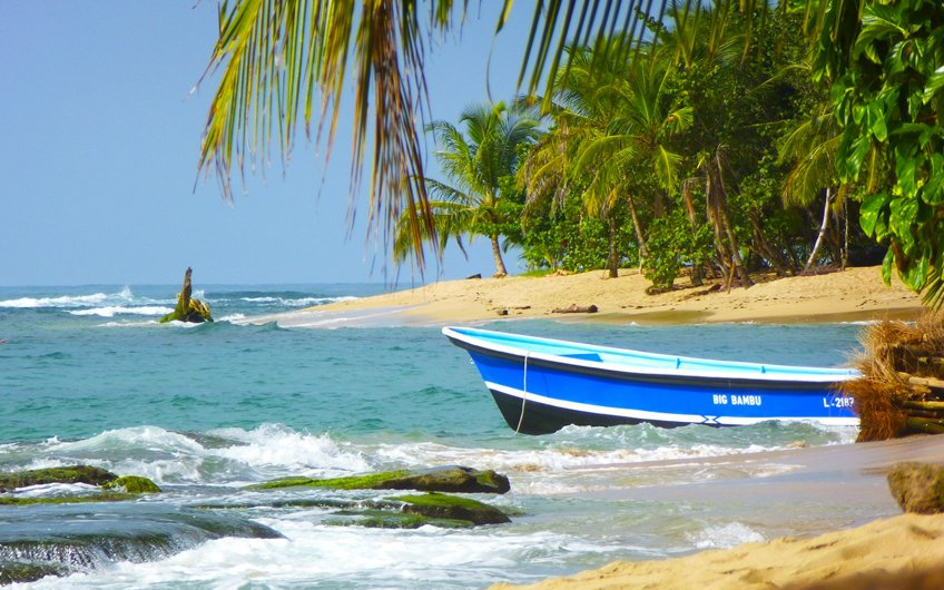 Puerto Viejo Beach Costa Rica