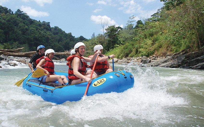 Naranjo River