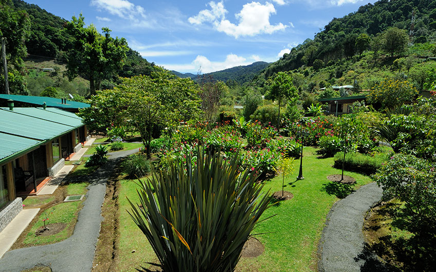 Savegre Lodge in San Gerardo de Dota Costa Rica