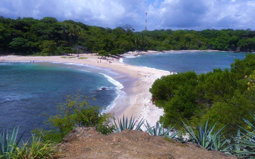 San Juanillo Beach Guanacaste Costa Rica