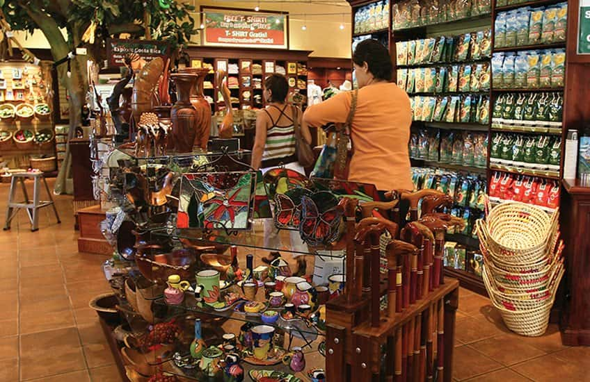 Buying local crafts in the main markets of San Jose Costa Rica are one of the preferred activities among tourists to do while in the city.
