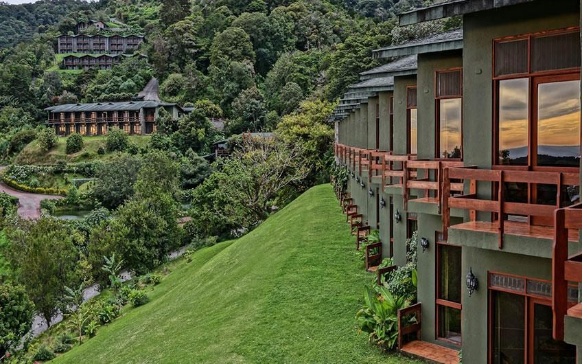 El Establo Mountain Hotel & Lodge