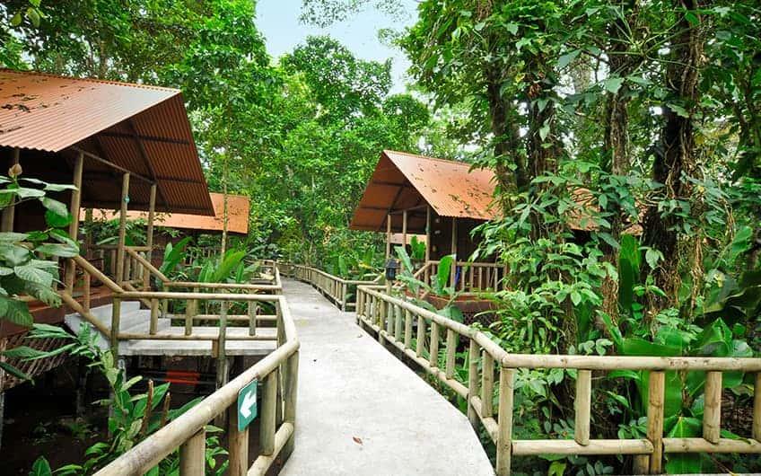 Tortuguero Costa Rica, Aninga Lodge