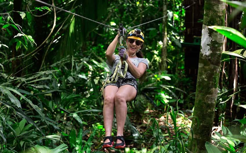 Tortuguero Costa Rica, Canopy tortuguero