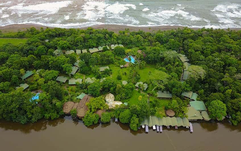Tortuguero Costa Rica, Laguna Lodge
