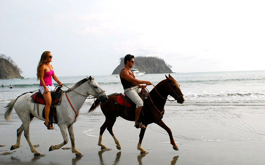 Horseback Riding Nosara & Samara Costa Rica
