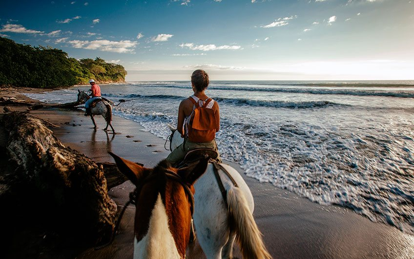 Horseback Riding Nicoya Peninsula