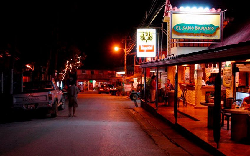 Nightlife in Nicoya Peninsula