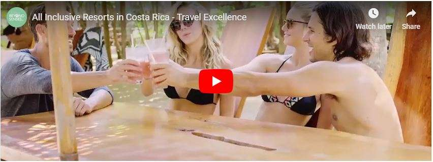 Video All Inclusive Resorts in Costa Rica