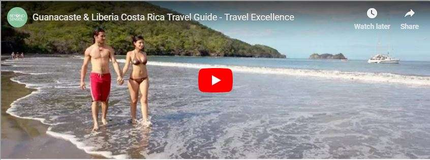 Video Guanacaste and Liberia Costa Rica Travel Guide