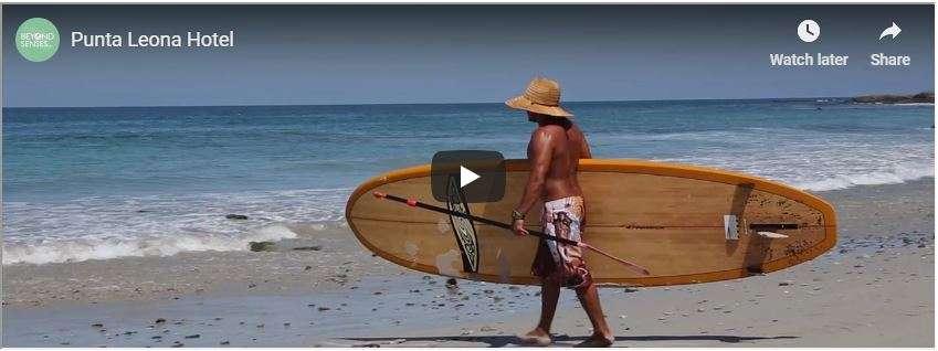 Video Punta Leona hotel