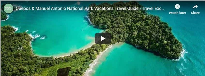 Video Quepos and Manuel Antonio National Park Vacations Travel Guide
