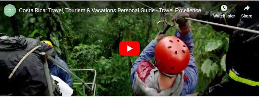Video Costa Rica - Travel, Tourism & Vacations Personal Guide