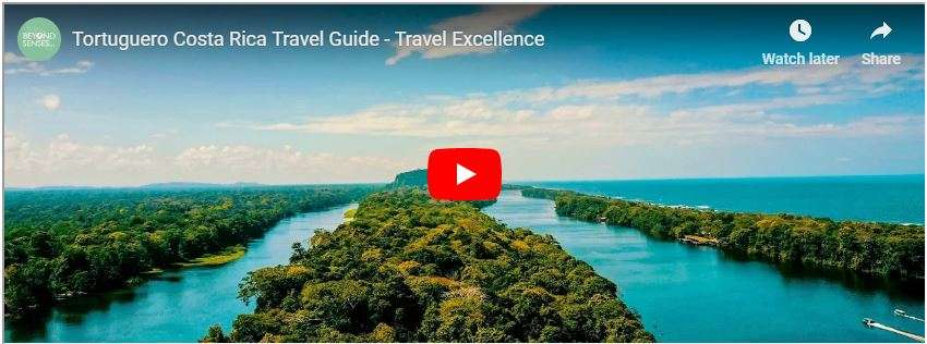 Video Tortuguero Costa Rica Travel Guide