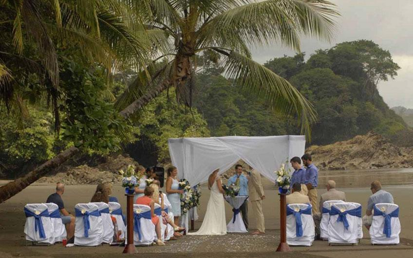 Beach Wedding Venues Costa Rica