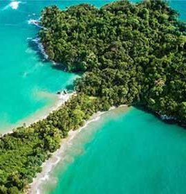 Quepos and Manuel Antonio National Park Costa Rica
