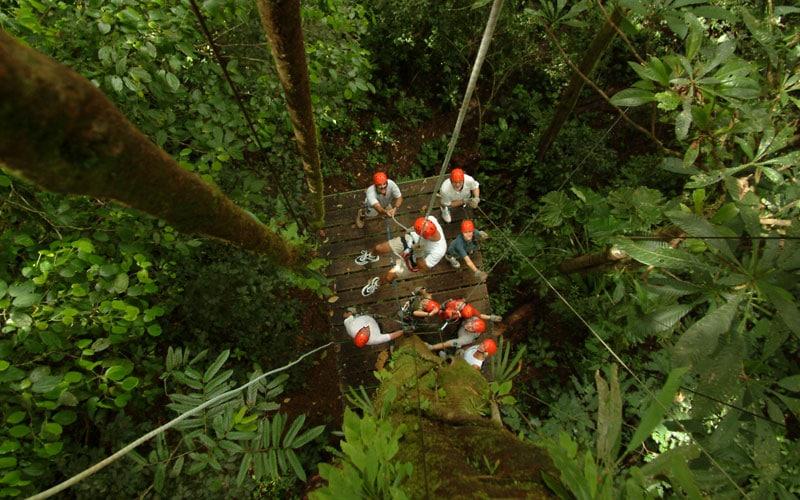 Ökotourismus in Costa Rica
