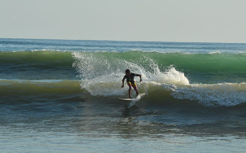 Surf in Dominical