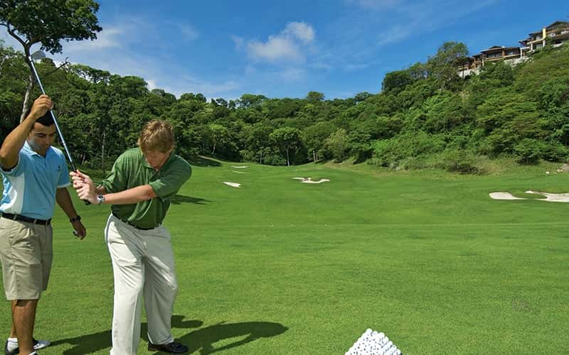 Reserva Conchal Golf Course  in Costa Rica