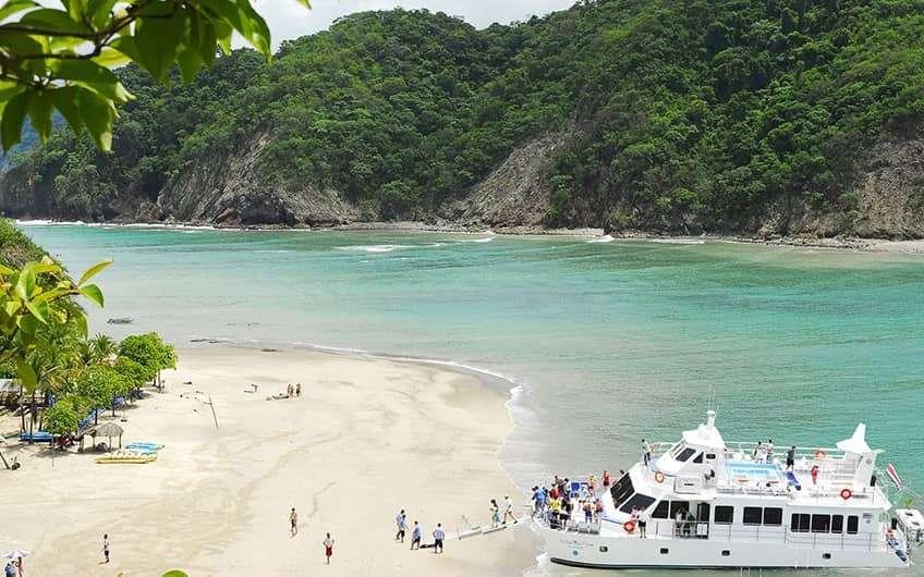 Jaco Beach Costa Rica, Kreuzfahrten