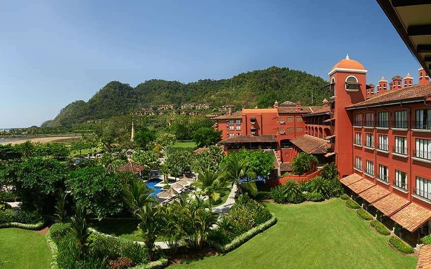 Jaco Beach Costa Rica, Los Sueños Marriott Ocean & Golf Resort