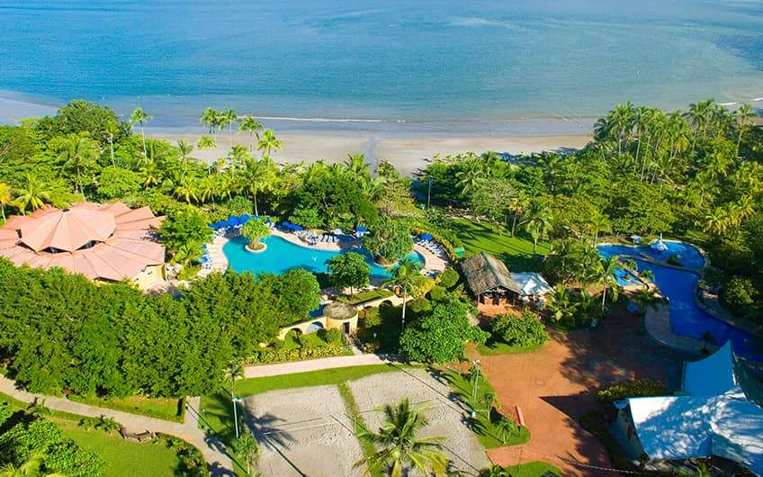 Jaco Beach Costa Rica, Punta Leona Hotel