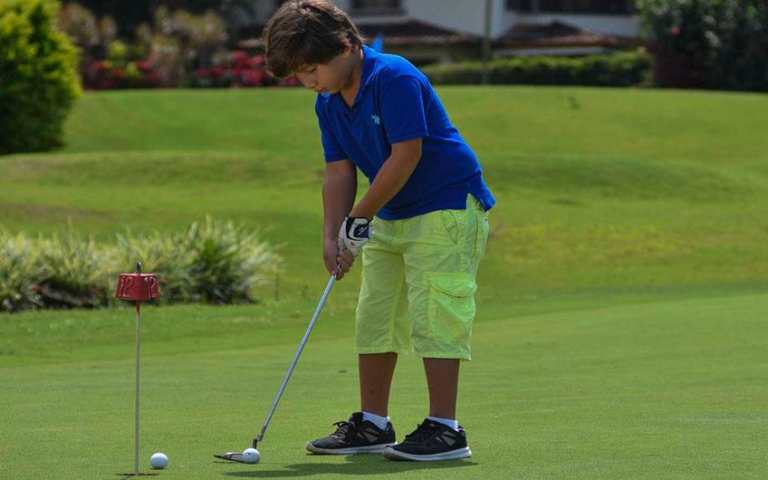 Cariari Country Club  Golf Course in Costa Rica