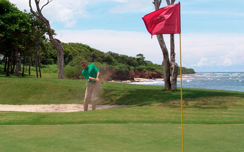 Hacienda Pinilla Golf Course in Costa Rica