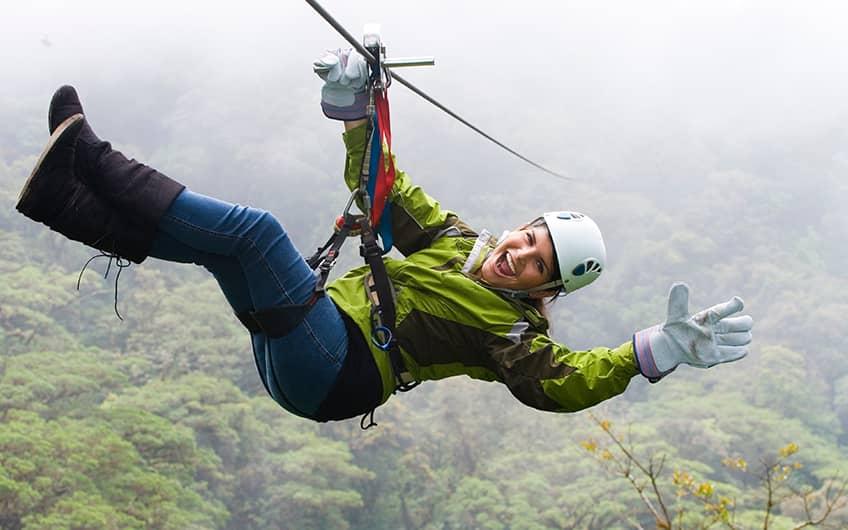 Monteverde Costa Rica, Selvatura Canopy Tour